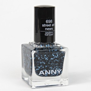 Anny Fashion Blogger in the City 698 street art news graffiti top coat