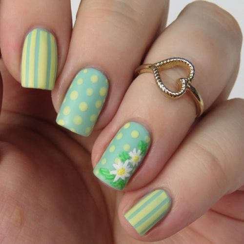Easy Vintage Nails: Simple Nail Art for Retro Nails