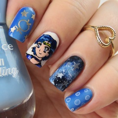Sailor Merkur Nageldesign Previewbild