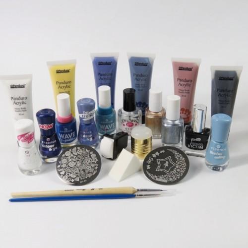 Sailor Merkur Nageldesign alle Produkte im Überblick