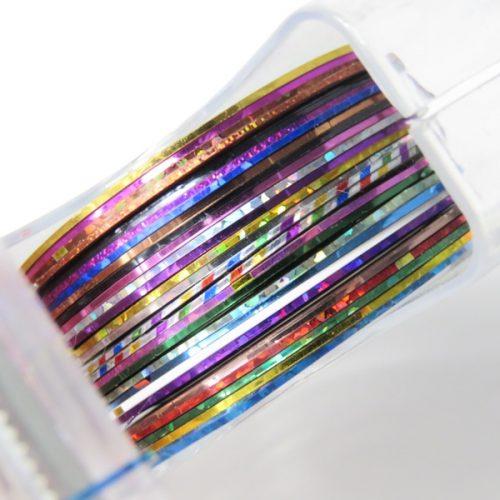 Striping Tape: Dünne Klebestreifen für Nageldesigns