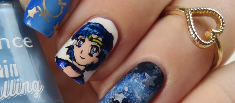 Sailor Merkur Nageldesign