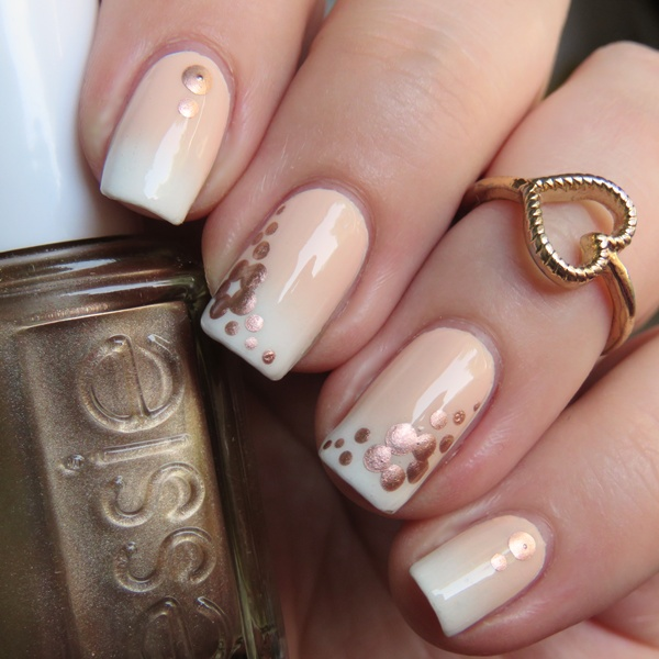 Designs For Nude Nails