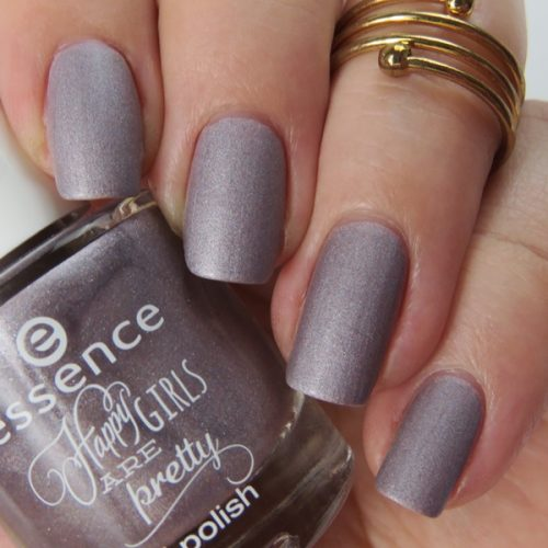 essence happy girls are pretty Trend Edition: Matter Nagellack happy girls rock
