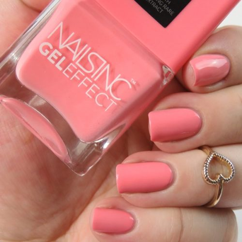 Nails Inc Gel Effect Polish Old Park Lane Swatch