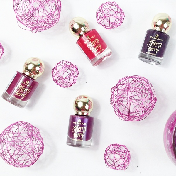 essence merry berry Trend Edition Nagellacke