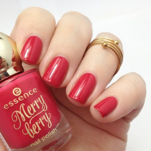 essence merry berry 04 red rocks Nagellack