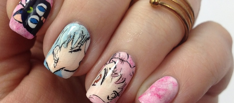 Helios-and-Chibiusa-Nail-Art-Previewbild