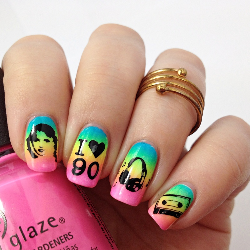 Nirvana nails