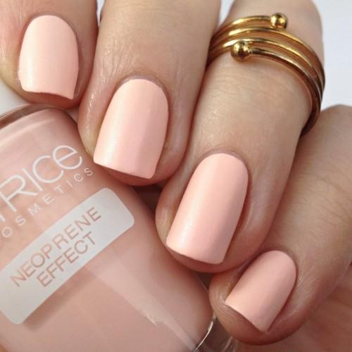 Catrice Bold Softness C03 Soft Pinkmentation Nagellack Swatches