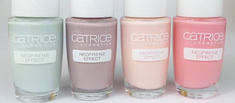 Catrice Bold Softness Nagellacke