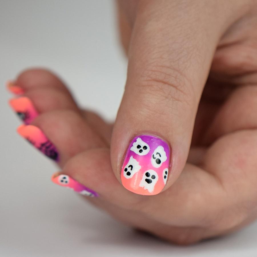 Halloween Nageldesign im Mai: Nail Art Challenge   NisiNails