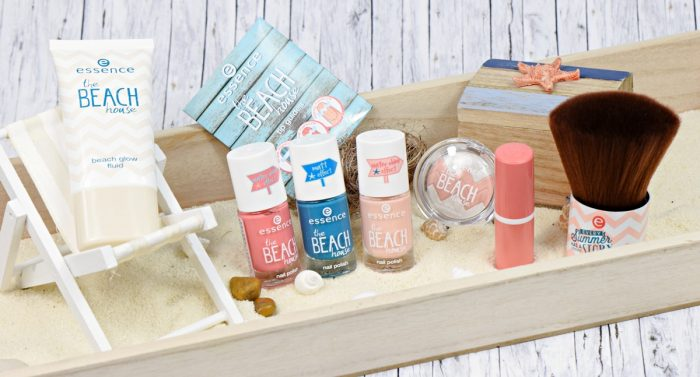 essence the beach house Trend Edition Swatches & Review