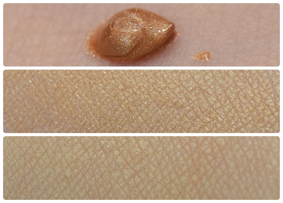 essence the beach house beach glow fluid 01 girls just wanna have sun Swatches