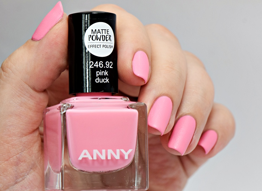 ANNY Miami Nice pink duck nail polish