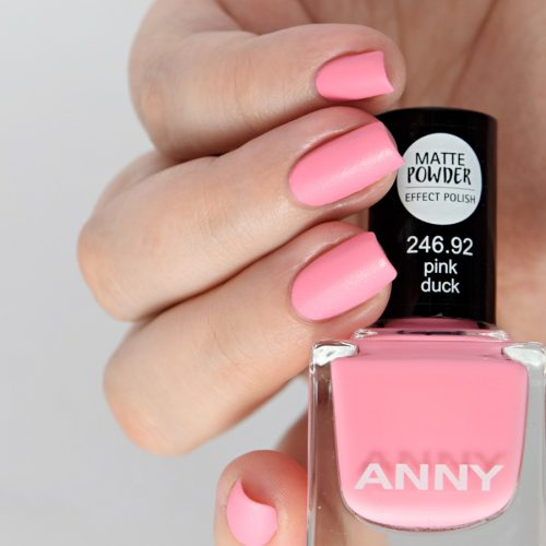 ANNY pink duck Miami Nice It Girl On Flamingo Road