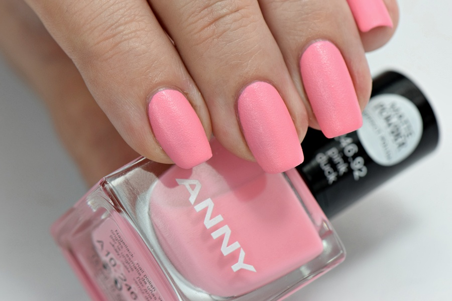 Anny Miami Nice pink duck Swatch