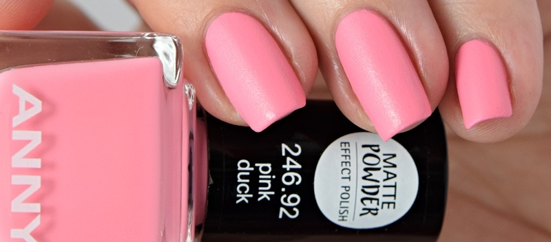 Anny pink duck Miami Nice LE Swatches and Review
