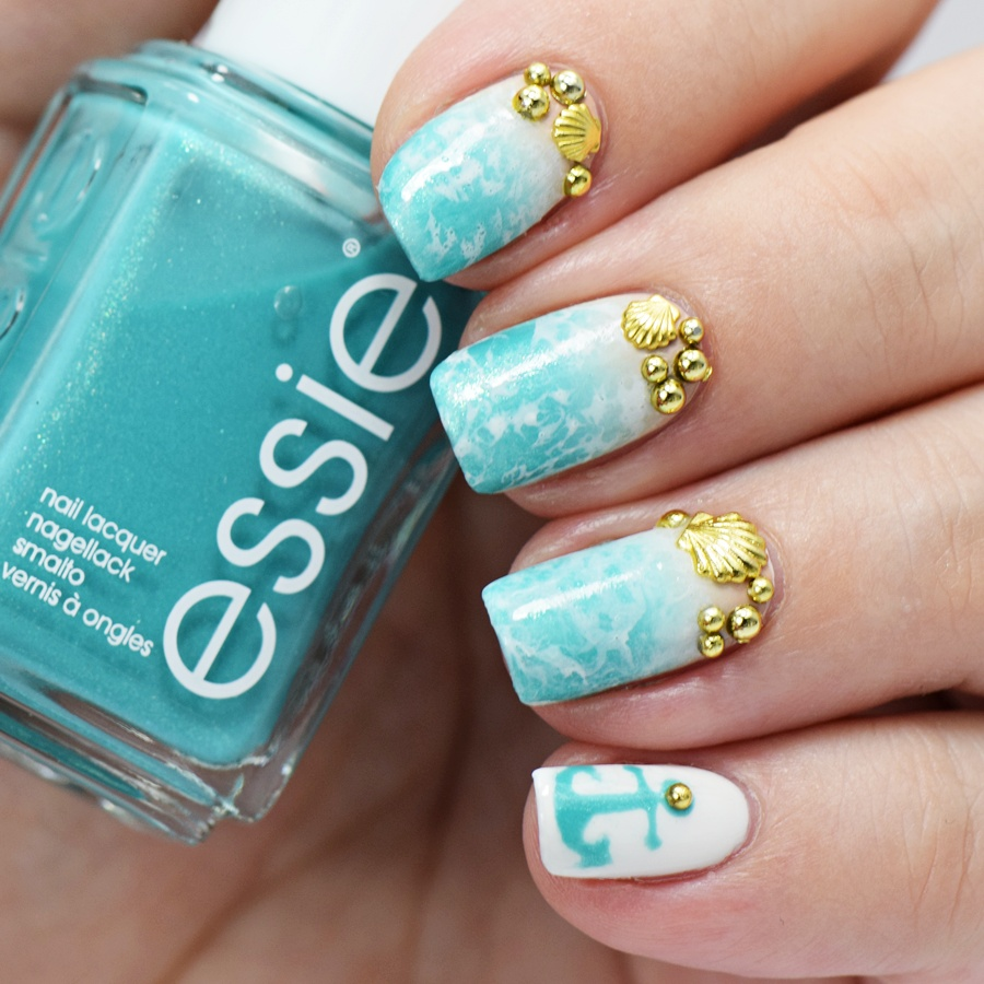 Sommer Nageldesign 2016: Beach Nails | NisiNails