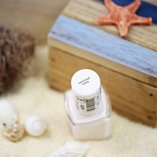 essie coconut cove Nagellack nail polish 2016