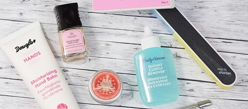 Produkte zur Handpflege und Nagelpflege Previewbild