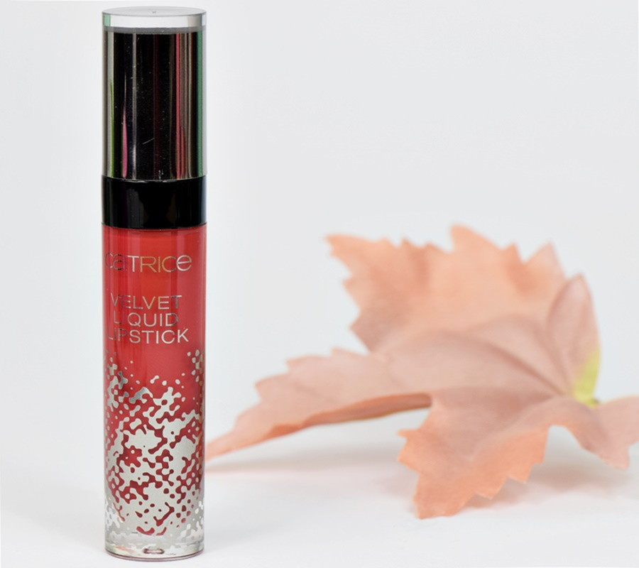 Catrice Retrospective Velvet Liquid Lipstick C01 Return To REDtro