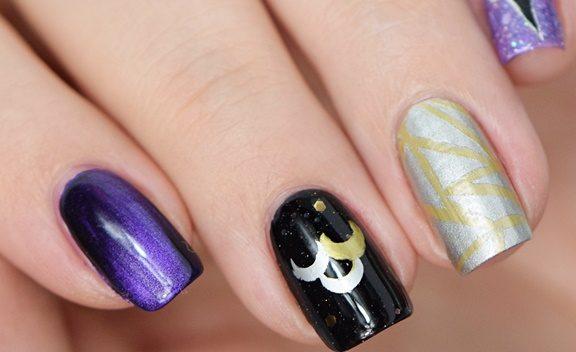 Queen Nehelenia Nails
