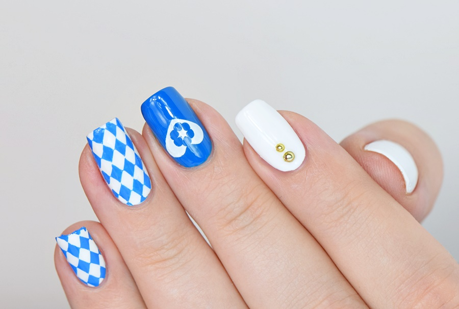 oktoberfest-wiesn-nageldesign