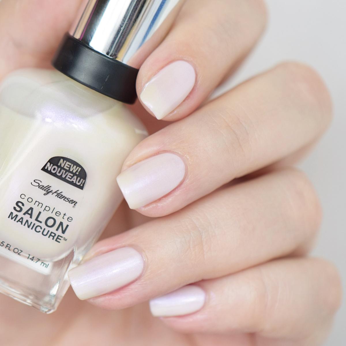 Sally Hansen Complete Salon Manicure 120 Luna Pearl
