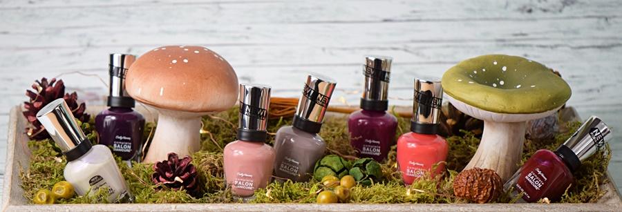 Sally Hansen Complete Salon Manicure Nail Polish mit Keratin