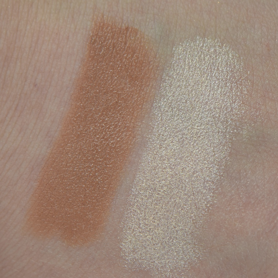 essence me & my umbrella mini contouring set Swatches