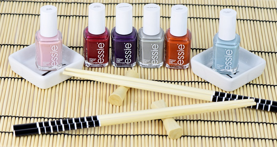 essie fall Collection 2016 fall for japanese Swatches & Review