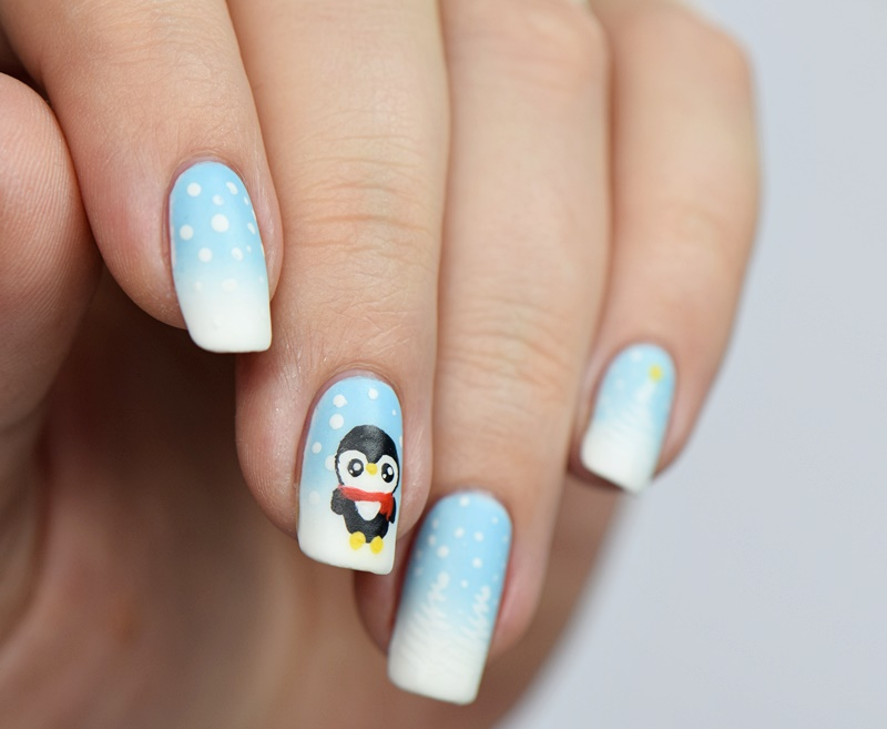 christmas-nails-winter-naegel-mit-nagellack-by-nisinails