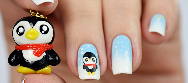 pinguin-nageldesign-weihnachten-und-winter-by-nisinails
