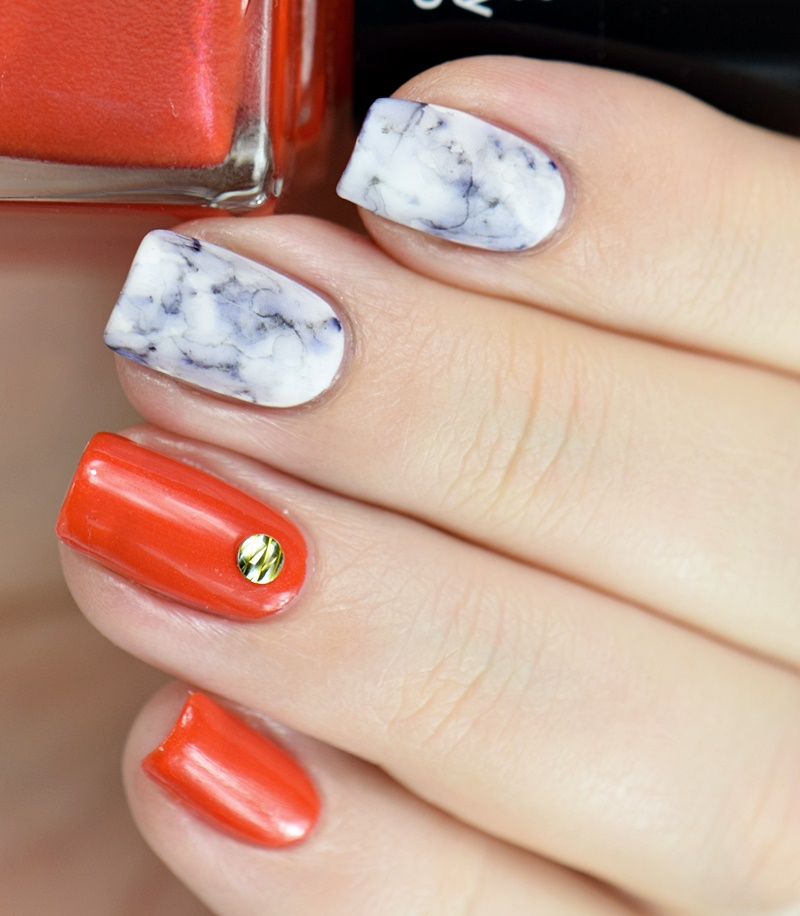 stone-marble-nails-tutorial-for-beginners-by-nisinails