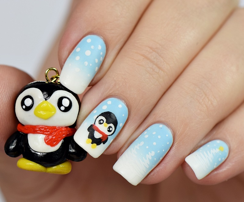 Nails Art Design Winter