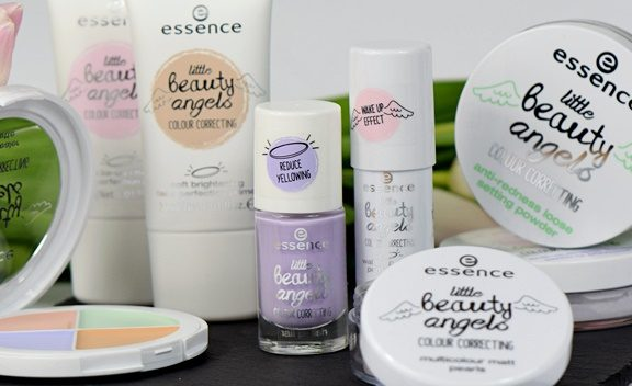 essence beauty angels Review Swatches