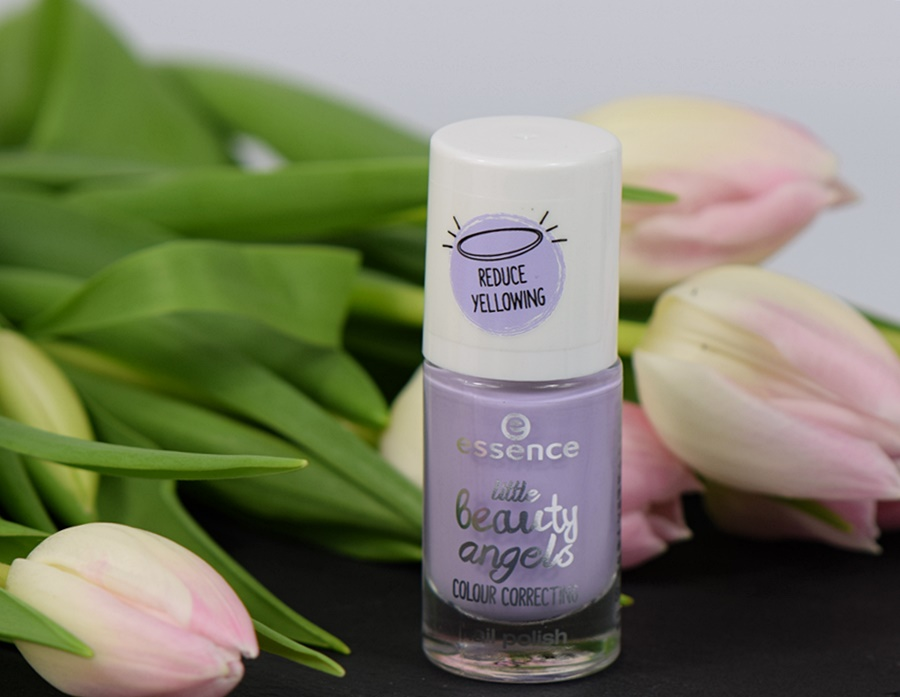 essence little beauty angels colour correcting nail polish