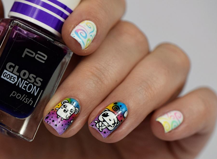 Stamping Nail Art bundlemonster Nail It Shop